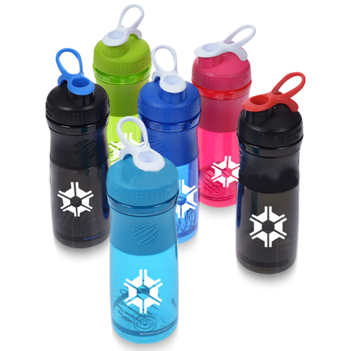 760 ML Blender Sports Shaker Bottle Image 4