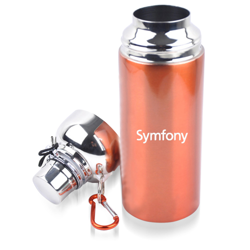 Double Insulated Stainless Steel Bottle Image 1