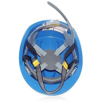 V-Gard Protective Safety Helmet