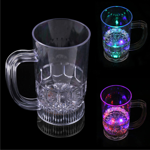 Water Inductive Luminous Beer Mug