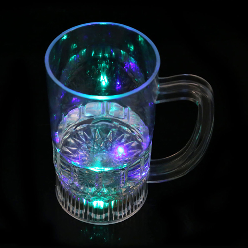 Water Inductive Luminous Beer Mug Image 6
