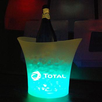 illuminated Led Ice Bucket
