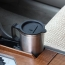 Stainless Steel Mug Car Coffee Cup With Car Charger Image 2