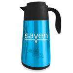 1.6 Liter - Stainless Steel Vacuum Coffee Thermos