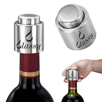 Wine Stopper Fresh Bottle