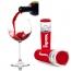 Pump-Action Vacuum Wine Stopper