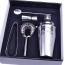 5 Stainless Steel Cocktail Shaker Set Image 13