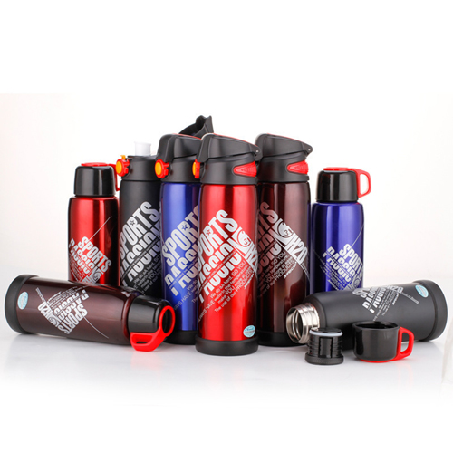 Outdoor Portable 600ML Vacuum Flask Image 6