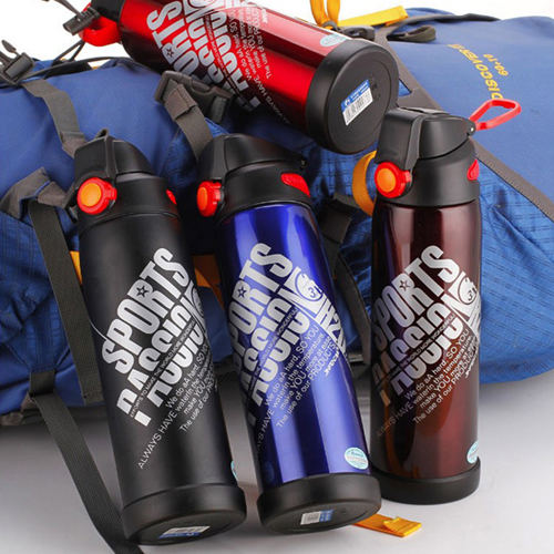 Outdoor Portable 600ML Vacuum Flask Image 7