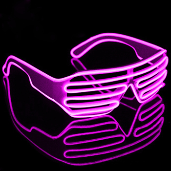 Shutter Emitting Glasses