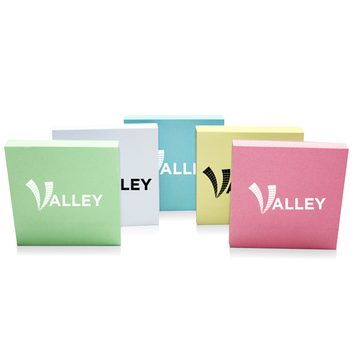 100 Sheets Super Sticky Notepad Image 2