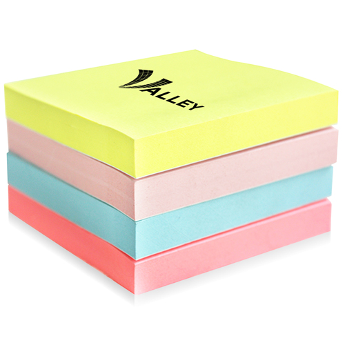 100 Sheets Super Sticky Notepad Image 3
