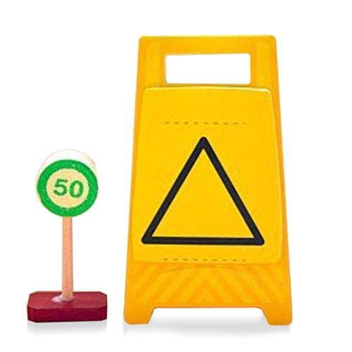 Warnings Sign Memo Stickers