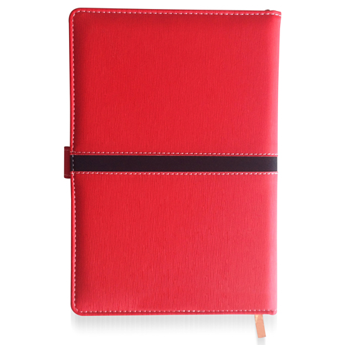 Hardcover Magnetic Buckle Notebook (135 x 190 Size) Image 1