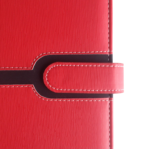 Hardcover Magnetic Buckle Notebook (135 x 190 Size) Image 3