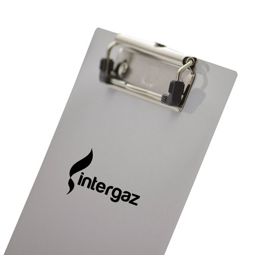 Aluminum Clipboard With Low Profile Clip
