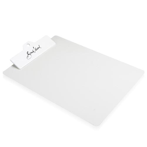 Letter Size Marketing Clipboard