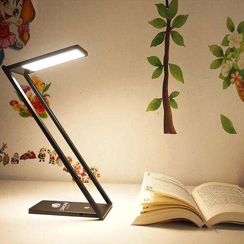Ultra-Thin Aluminum Foldable LED Lamp