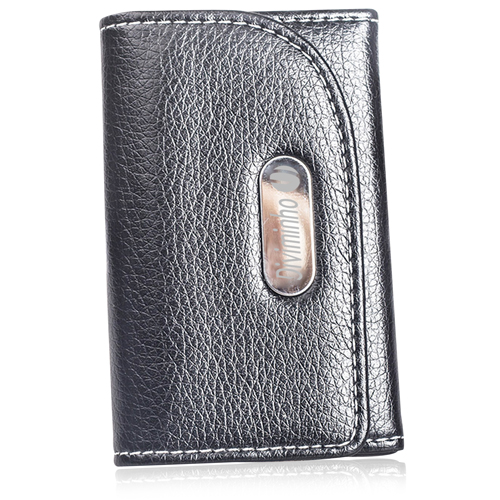 Flip Top Business Card Holder
