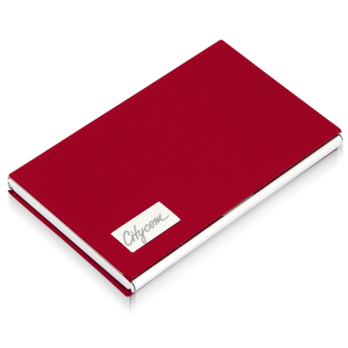PU Leather Excutive Business Card Holders