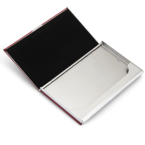 PU Leather Excutive Business Card Holders Image 2