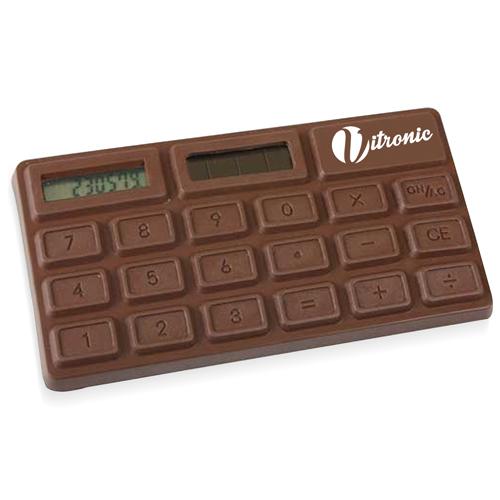 Solar Powered Chocolate Bar Calculator