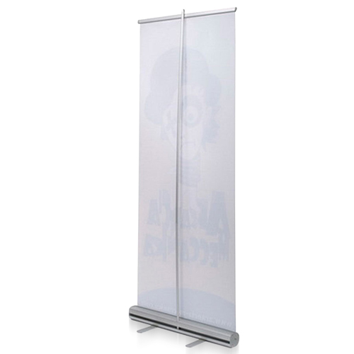 35 x 80 Inch - Budget Retractable Banner Stand