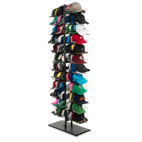 Double Cap Tower Display