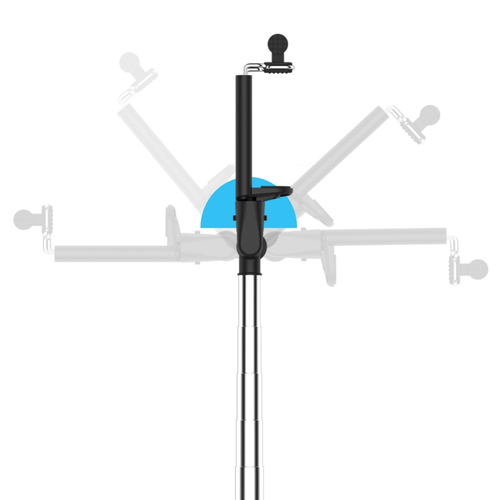 Extendable Selfie Stick with Bluetooth Remote Image 16
