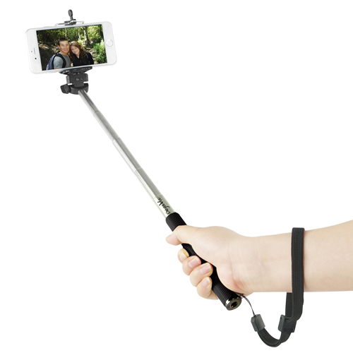 Extendable Selfie Stick with Bluetooth Remote Image 17