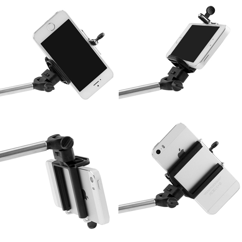 Extendable Selfie Stick with Bluetooth Remote Image 7