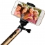 Extendable Selfie Stick with Built-in Bluetooth