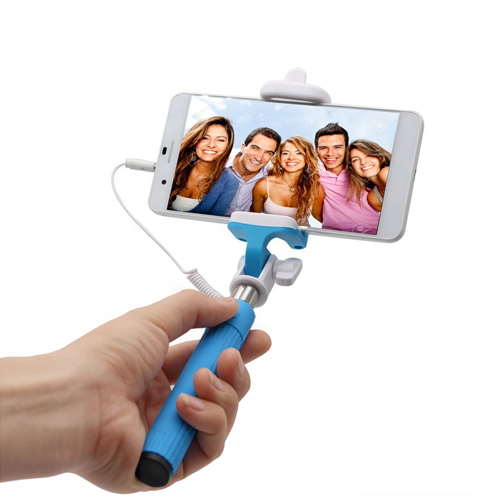 Foldable Wired Monopod