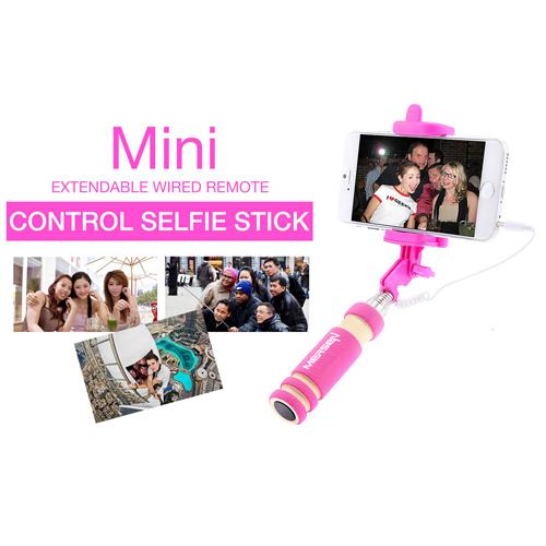 Super Mini Extendable Selfie Stick Image 8