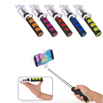 Universal Wired Selfie Monopod