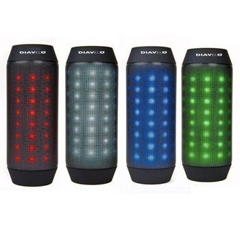 LED Multifunction Bluetooth Speaker
