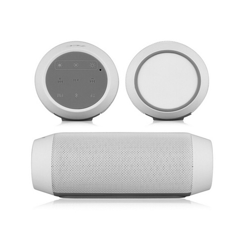 LED Multifunction Bluetooth Speaker Image 4