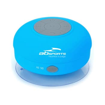Bluetooth Shower Speaker With Suction Cup