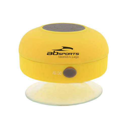 Bluetooth Shower Speaker With Suction Cup Image 2