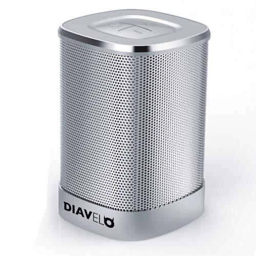 Mesh Portable Bluetooth Speaker Image 1