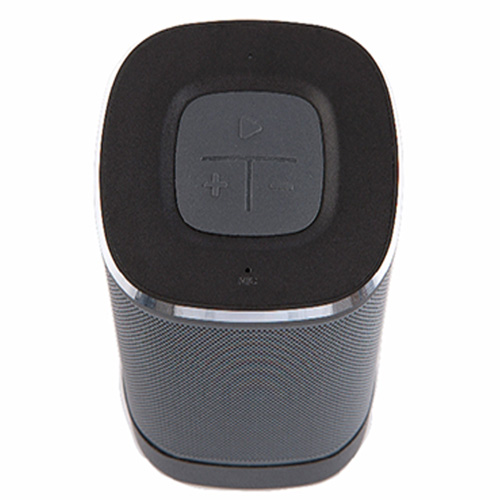 Mesh Portable Bluetooth Speaker