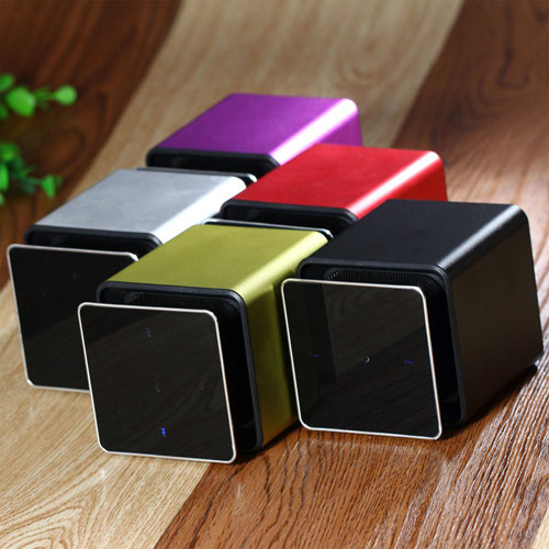 Pop Up Wireless Bluetooth 2.1 Speaker Image 2