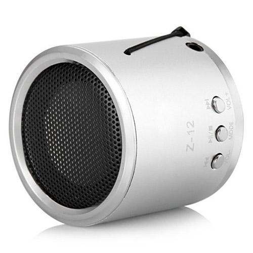 Mini USB Loud Speaker With FM Radio Image 1