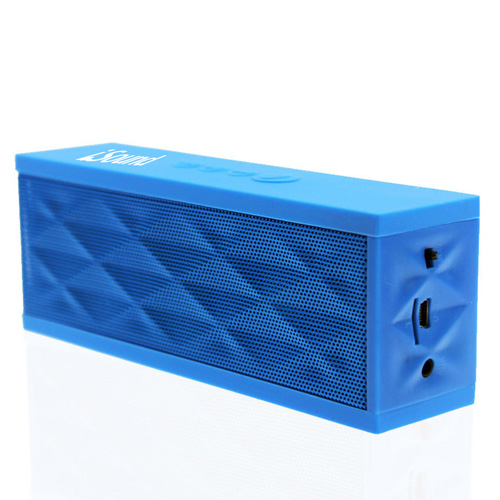 Portable Soft Touch Wireless Speaker Image 2