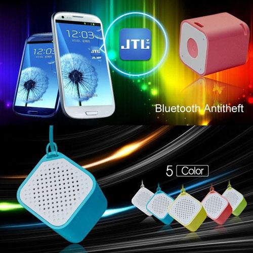 Anti-Lost Mini Square Bluetooth Speaker