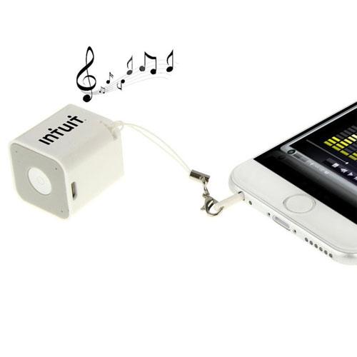 Anti-Lost Mini Square Bluetooth Speaker Image 3