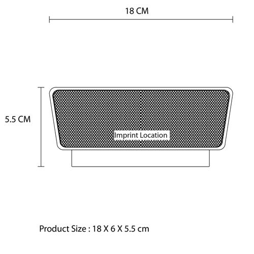Surround Subwoofer Mini Bluetooth Speaker