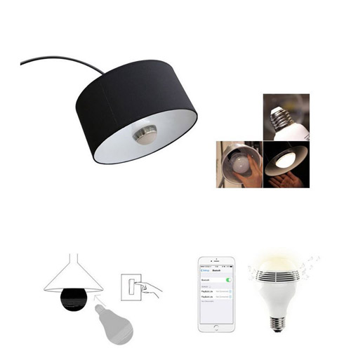 LED Bulb Wireless Bluetooth Speaker Image 4