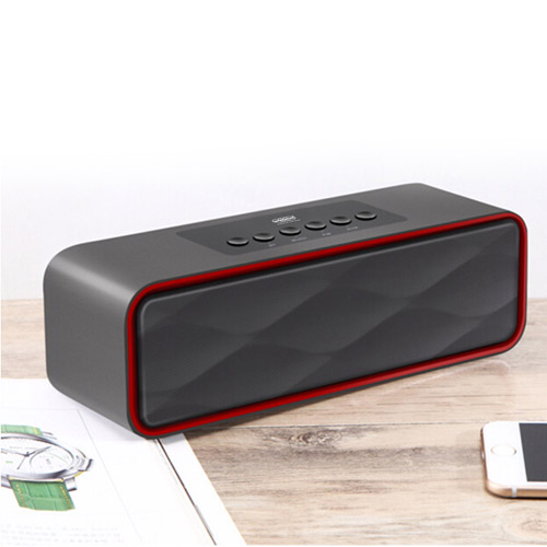 Rectangle Mini Wireless Bluetooth 4.0 Speaker Image 2