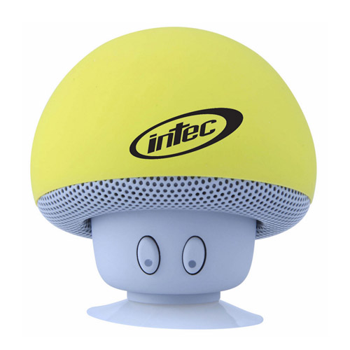 Mushroom Bluetooth Speaker With Suction Cup